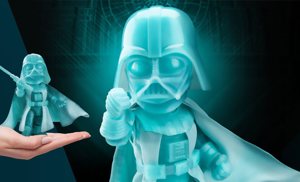 Gallery Feature Image of Darth Vader (Glow in the Dark Version) Action Figure - Click to open image gallery