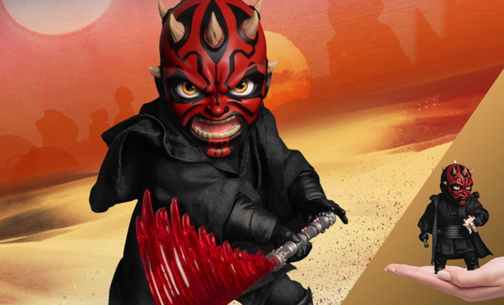 Gallery Feature Image of Darth Maul Action Figure - Click to open image gallery