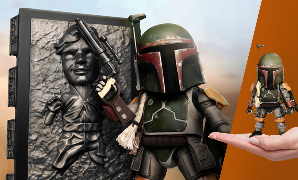 Gallery Feature Image of Boba Fett Action Figure - Click to open image gallery