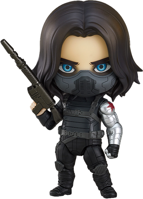 Good Smile Company Winter Soldier DX Nendoroid Collectible Figure