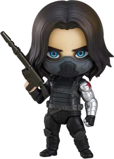 Winter Soldier DX Nendoroid Collectible Figure