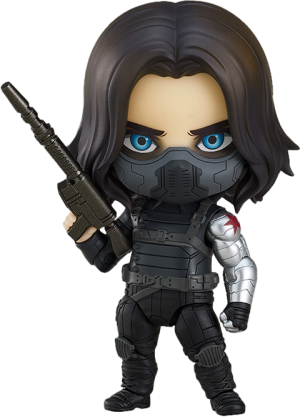 Winter Soldier DX Nendoroid Collectible Figure