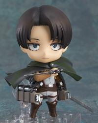Gallery Image of Levi Nendoroid Collectible Figure