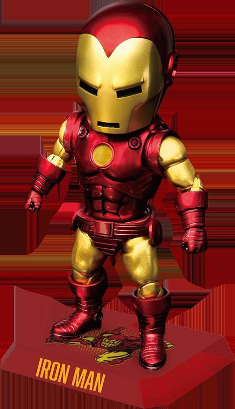 Beast Kingdom Iron Man Classic Version Action Figure