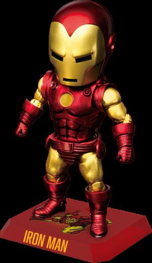 Iron Man Classic Version Action Figure