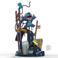 Gallery Image of Stitch x San Francisco Q-Fig Max Elite Collectible Figure