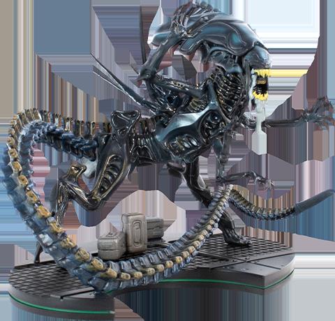 Quantum Mechanix Alien Queen Q-Fig Max Elite Collectible Figure