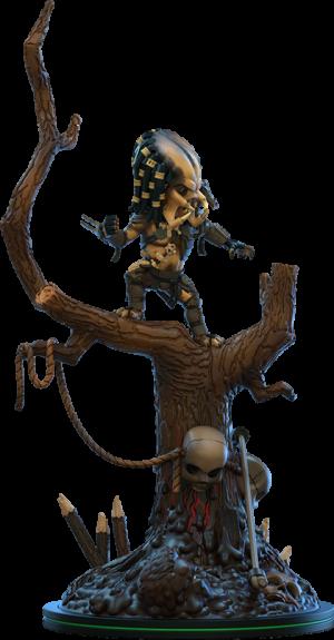 Predator Q-Fig Max Elite Collectible Figure