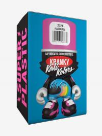 "Gallery Image of ""Pasadena Pink"" SuperKranky Designer Collectible Toy"