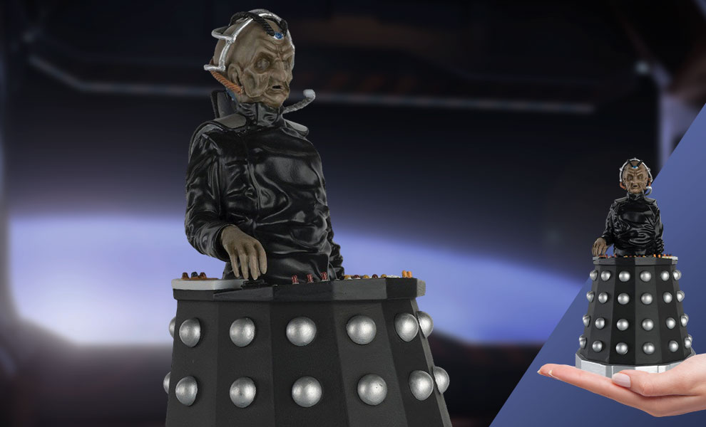 Gallery Feature Image of Mega Davros Figurine - Click to open image gallery