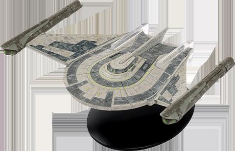 Eaglemoss Romulan Bird-of-Prey Model