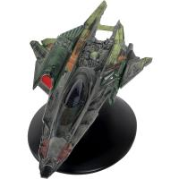 Gallery Image of Seven of Nine's Fenris Ranger Ship Model