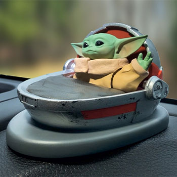 The Child (Grogu) Solar Powered Dashboard Waver Miscellaneous Collectibles