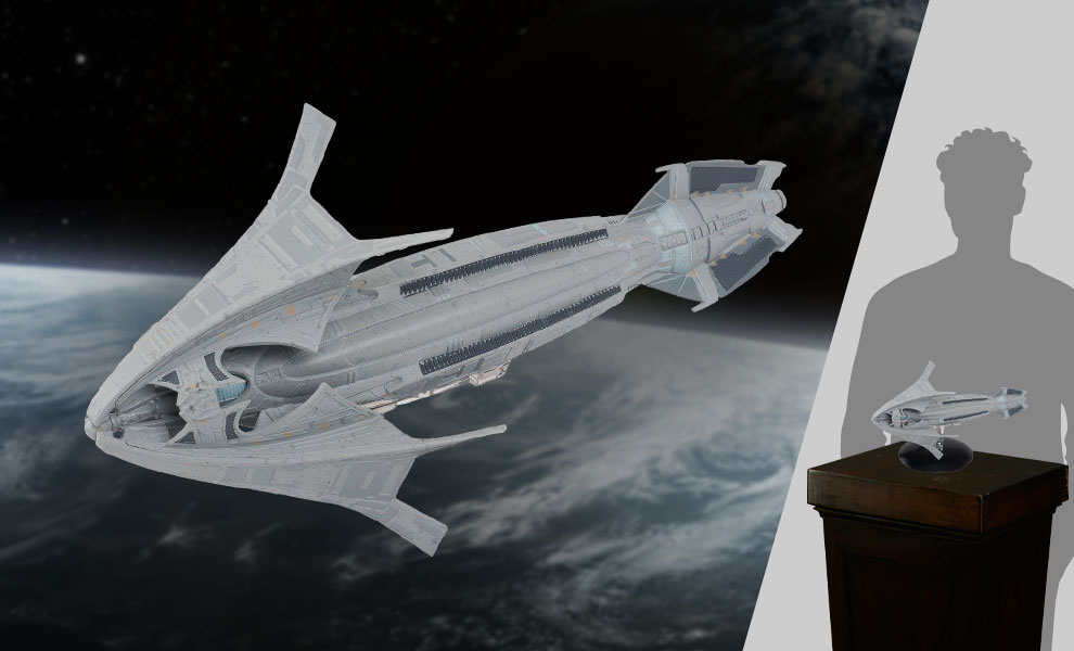 Gallery Feature Image of Son'a Collector Ship Model - Click to open image gallery