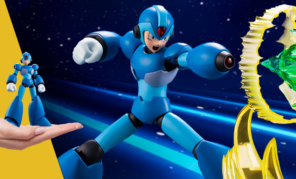 Gallery Feature Image of Mega Man X Model Kit - Click to open image gallery