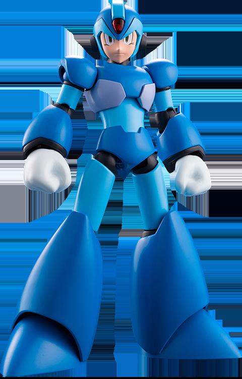 Kotobukiya Mega Man X Model Kit