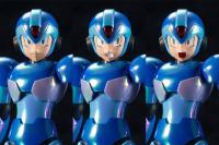 Gallery Image of Mega Man X (Premium Charge Shot Version) Model Kit