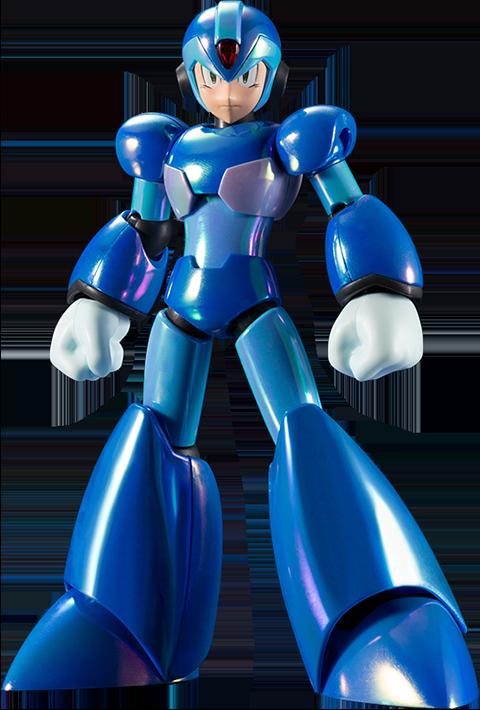 Kotobukiya Mega Man X (Premium Charge Shot Version) Model Kit
