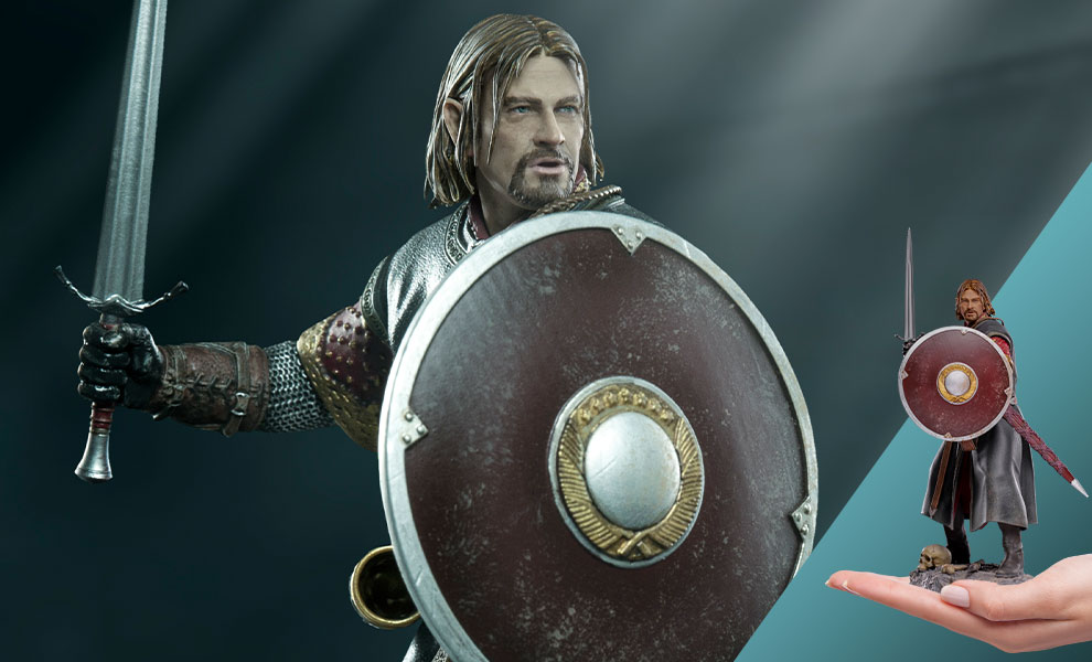 Gallery Feature Image of Boromir 1:10 Scale Statue - Click to open image gallery