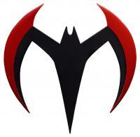 Gallery Image of Batman Beyond Metal Batarang Replica