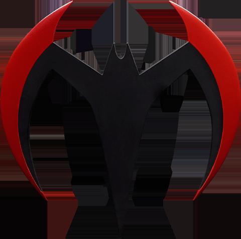 Ikon Design Studio Batman Beyond Metal Batarang Replica