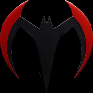 Batman Beyond Metal Batarang Replica