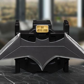 Justice League Metal Batarang Replica