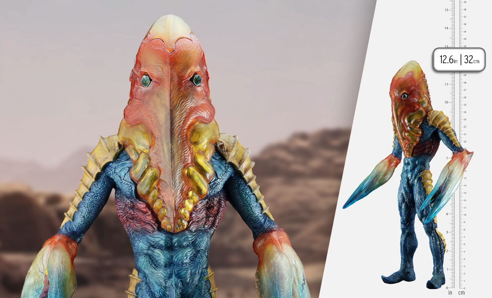 Gallery Feature Image of Alien Metron Statue - Click to open image gallery
