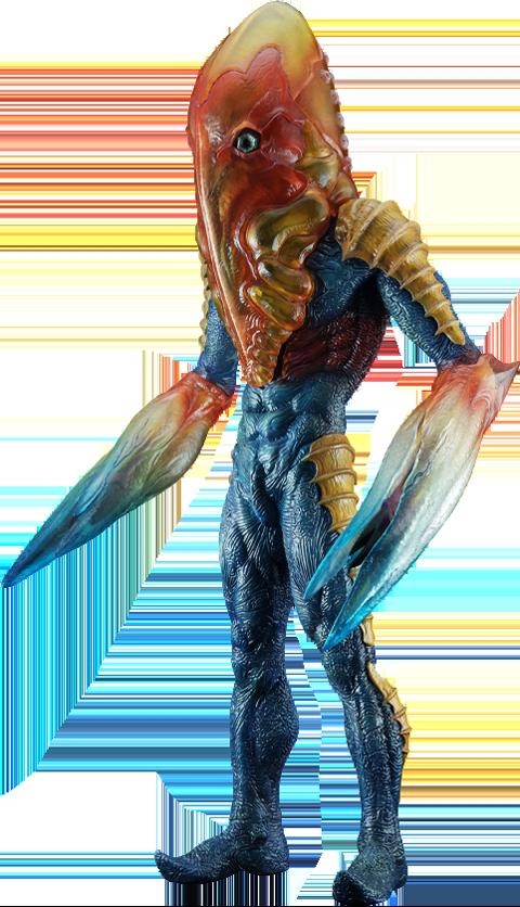 ACRO Alien Metron Statue