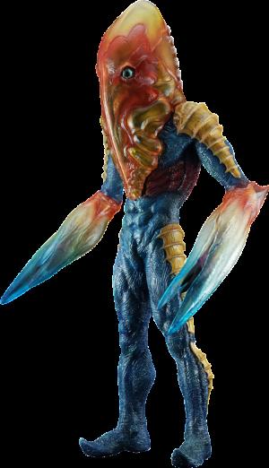 Alien Metron Statue