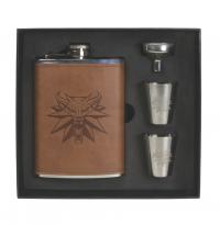 Gallery Image of The Witcher: Deluxe Flask Set Collectible Drinkware