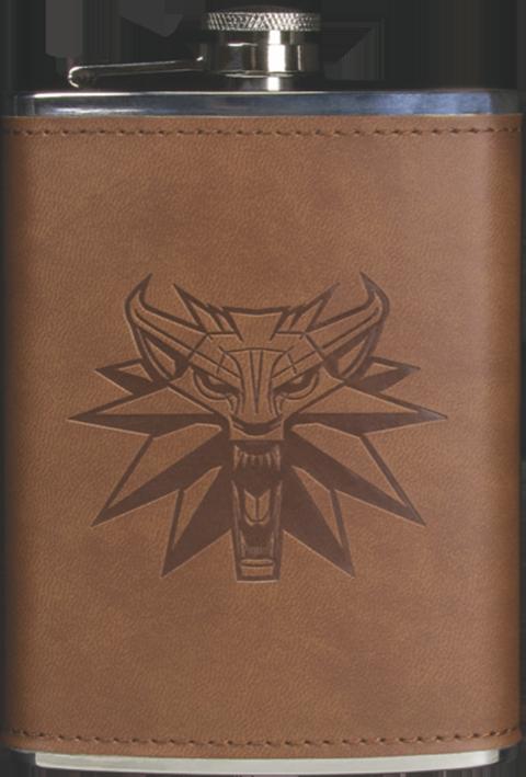 Dark Horse Comics The Witcher: Deluxe Flask Set Collectible Drinkware
