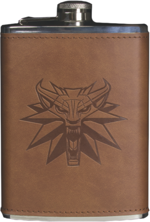 The Witcher: Deluxe Flask Set Collectible Drinkware