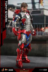 Gallery Image of Tony Stark (Mark V Suit Up Version) Sixth Scale Figure