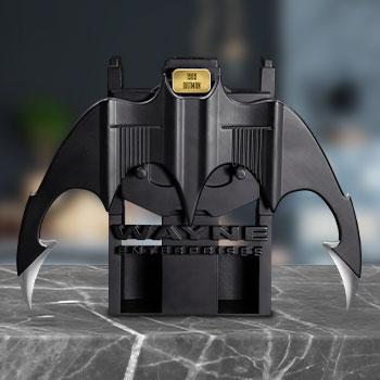 1989 Batman Metal Batarang Replica