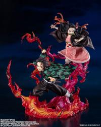 Gallery Image of Tanjiro Kamado Total Concentration Breathing Collectible Figure