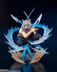 Gallery Image of Inosuke Hashibira Beast Breathing Collectible Figure