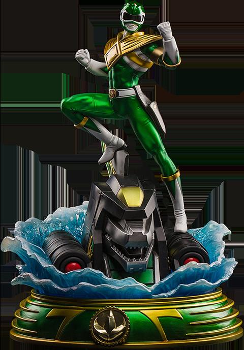 Kami-Arts Green Ranger Statue