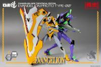 Gallery Image of ROBO-DOU Evangelion Proto Type-00 Collectible Figure