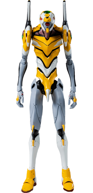ROBO-DOU Evangelion Proto Type-00 Collectible Figure