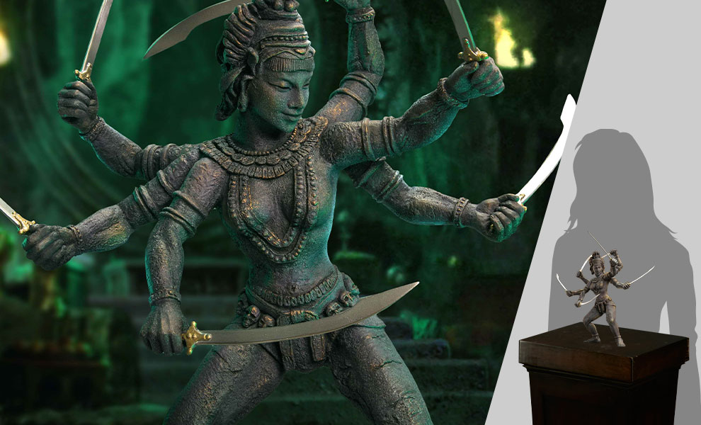 Gallery Feature Image of Kali (Normal Version) Statue - Click to open image gallery