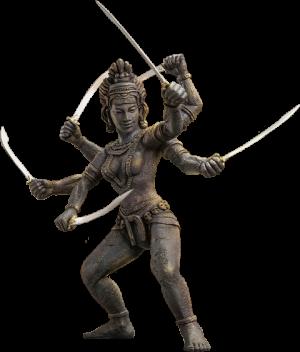 Kali (Normal Version) Statue