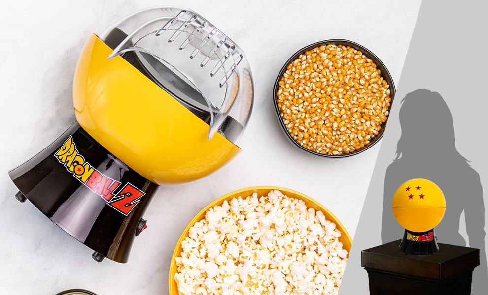Gallery Feature Image of Dragon Ball Z Popcorn Maker Kitchenware - Click to open image gallery