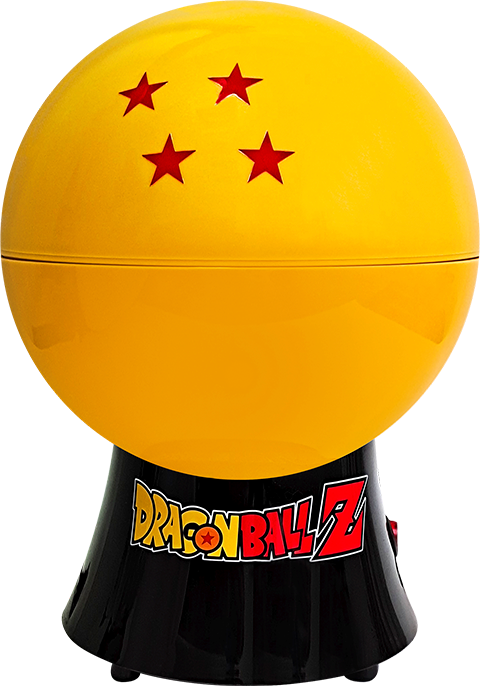 Uncanny Brands, LLC Dragon Ball Z Popcorn Maker Kitchenware