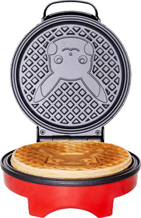 Uncanny Brands, LLC Pikachu Waffle Maker Kitchenware