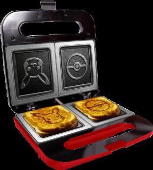 Pokémon Grilled Cheese Maker Kitchenware