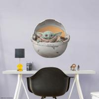 Gallery Image of The Child in Pod Decal