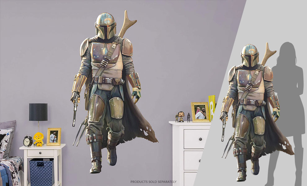Gallery Feature Image of The Mandalorian Decal - Click to open image gallery