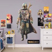 Gallery Image of The Mandalorian Decal
