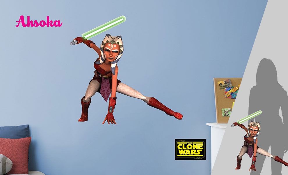 Gallery Feature Image of Ahsoka Tano Decal - Click to open image gallery